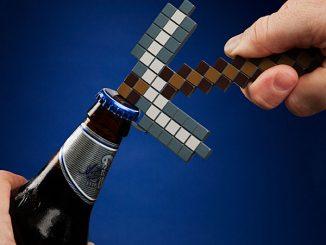 Pickaxe Bottle Opener