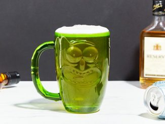 Pickle Rick Stein Glass