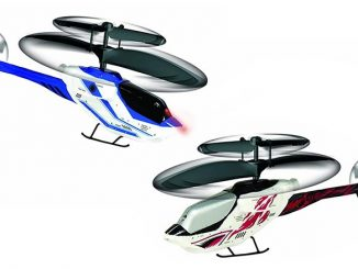 Picoo Z Sky Challenger RC Helicopters
