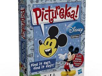 Pictureka Disney Edition Game