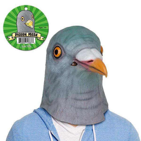 Pigeon-Mask