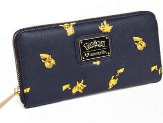 Pikachu Saffiano Vegan Leather Wallet