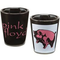 Pink Floyd Ceramic Shot Glass