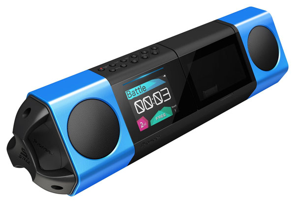 Pioneer STZ-D10 Steez Solo Portable Music System