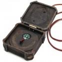 Pirate Sundial & Compass