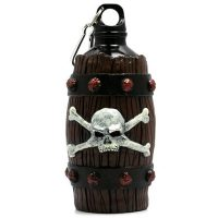 Pirate Water Bottle