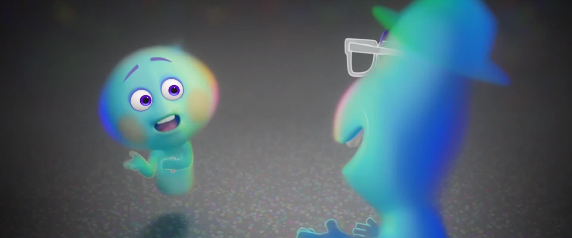 Soul Official Teaser Trailer Pixar