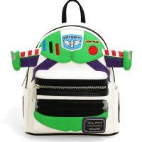 Pixar Toy Story Buzz Lightyear Light Up Mini Backpack