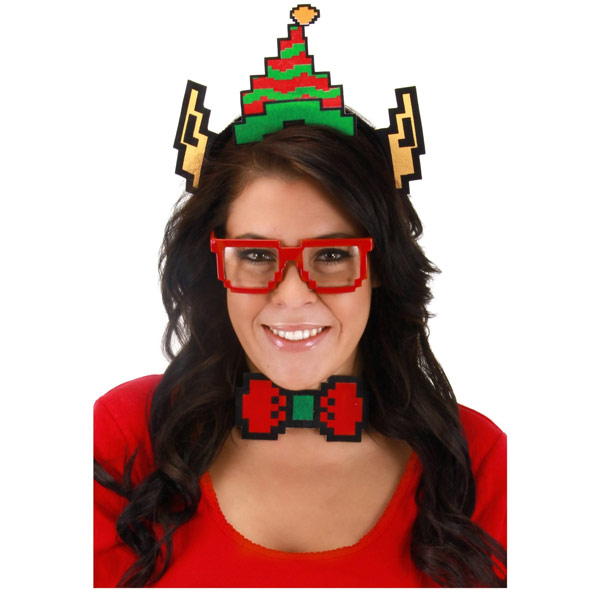 Pixel Elf Costume Kit