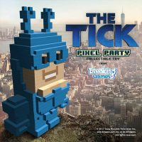 Pixel Party The Tick