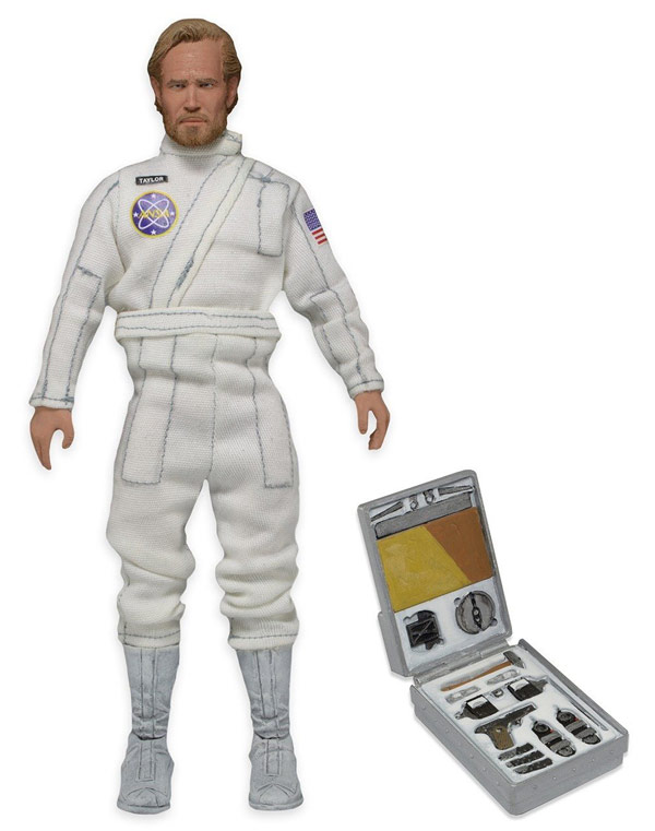 Planet of the Apes Classic George Taylor Clothed Action Figure