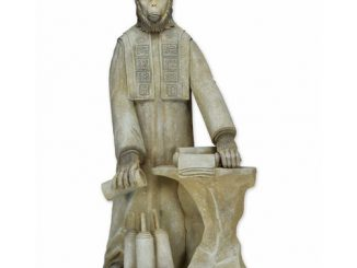 Planet of the Apes The Lawgiver Statue