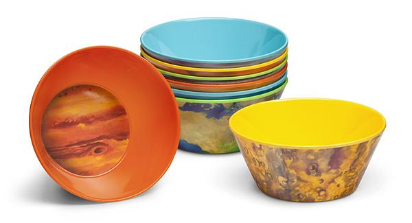 Planetary Bowls