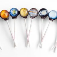 Planetary Lollipops