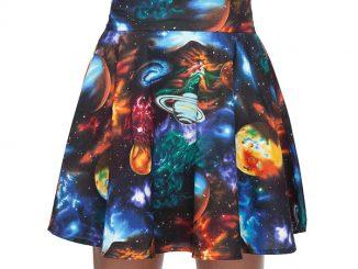 Planetary Skater Skirt