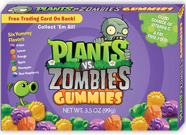Plants Vs Zombies Gummies