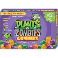 Plants Vs Zombies Gummy Candy