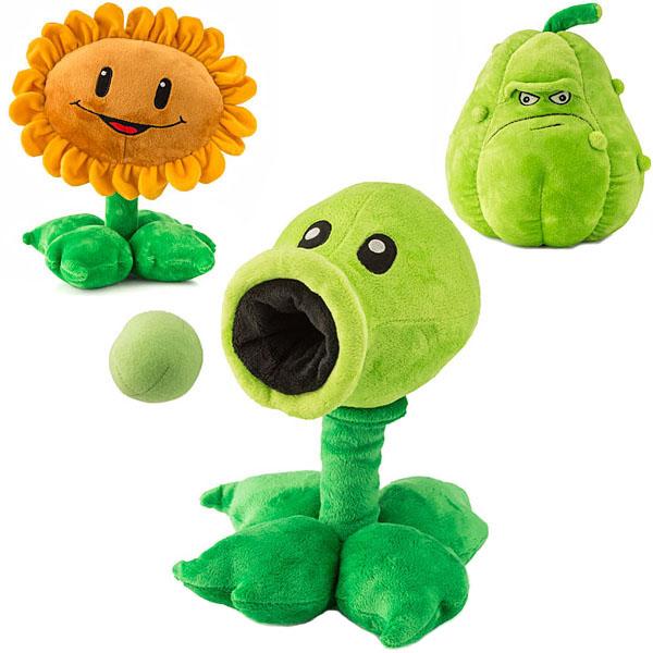 Plants vs Zombies Deluxe Plush toys