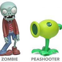 Plants vs Zombies Lawn Ornaments