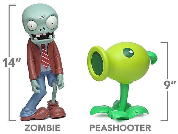 Plants vs Zombies Lawn Ornaments