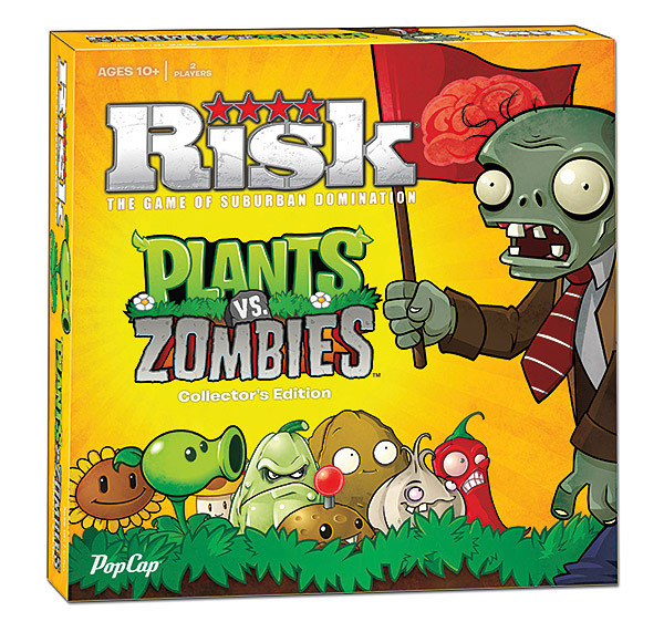 Plants vs Zombies Risk