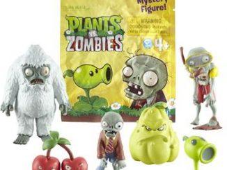 Plants vs Zombies Fundead Figures