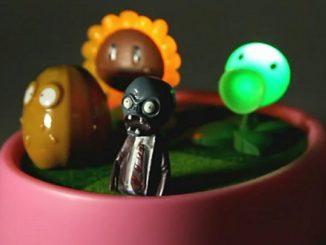 Plants vs. Zombies Lamp