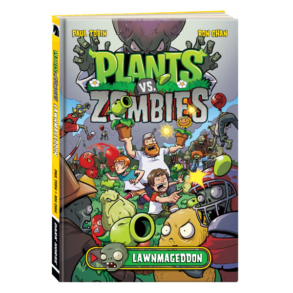 Plants vs. Zombies Lawnmageddon