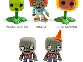 Plants vs. Zombies Vinyl Figures