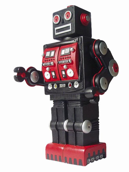 Plastoy Robot Bank