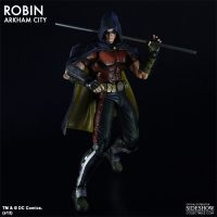 Play Arts Kai Arkham City Robin Action Figure