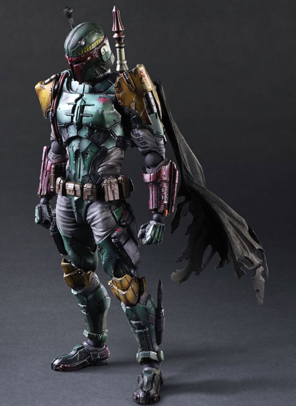 Play Arts Kai Boba Fett Figure