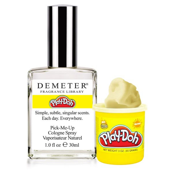 PlayDoh Cologne Spray