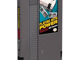 Playing With Power Nintendo NES Classics Hardcover Book