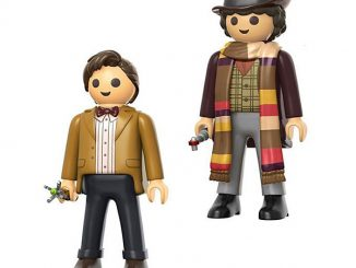 Playmobil Doctor Who Figures
