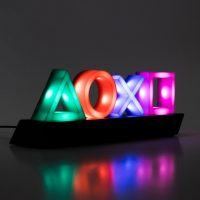 Playstation Icons Lights