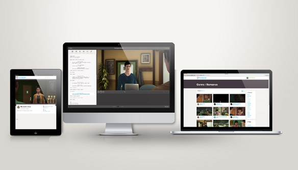 Plotagon Movie-Making Software
