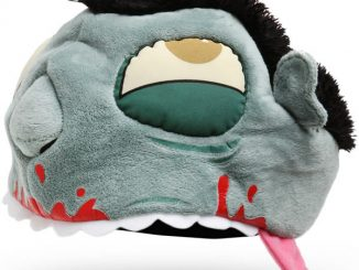 Plush Zombie Hat