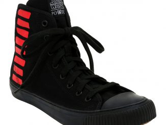 Po-Zu Star Wars Han Solo High Top Shoe