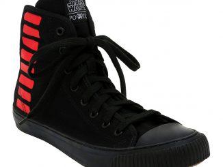 Po-Zu Star Wars Han Solo High Top Shoe