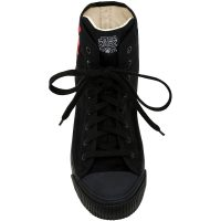 Po-Zu Star Wars Han Solo High Top Shoe Over