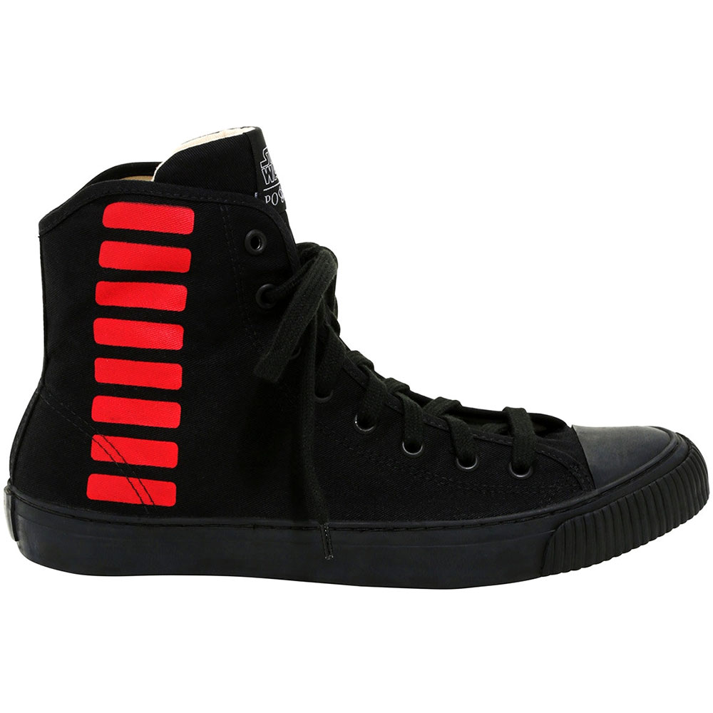 Po-Zu Star Wars Han Solo High Top