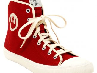 Po-Zu Star Wars Resistance High Top Shoes