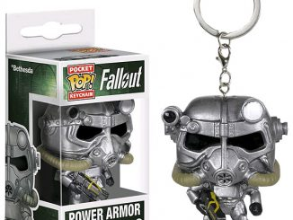 Pocket POP Keychain Fallout - Power Armor