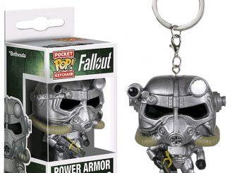 Pocket POP Keychain Fallout - Power Armor