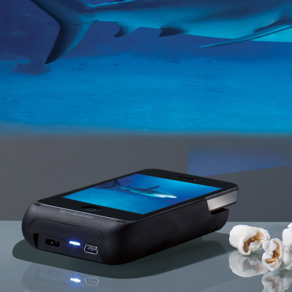 pocket projector for iphone 4