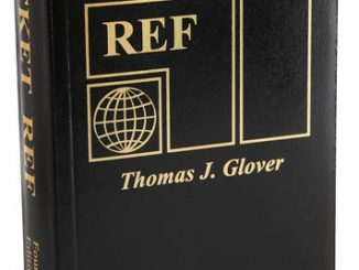 Pocket Ref book 4th Edition