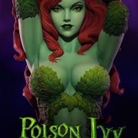 Poison Ivy Green with Envy Premium Format Figure