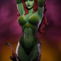 Poison Ivy Green with Envy Premium Format Figure Left Angle
