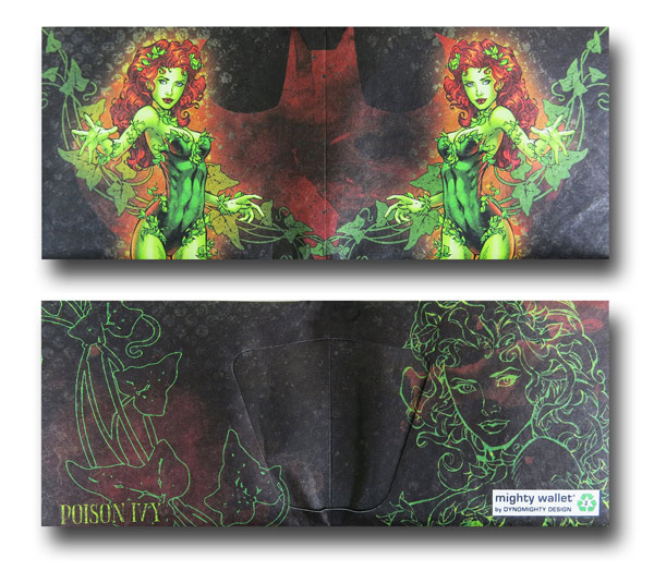 Poison Ivy Mighty Wallet